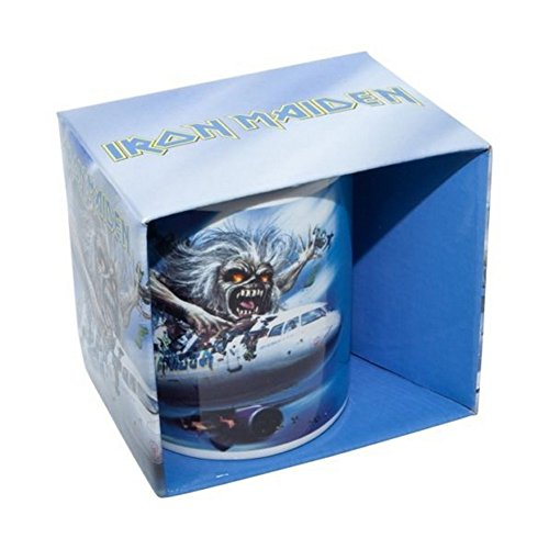 Maiden Coffee (Iron Maiden Flight 666 Boxed Coffee Cup Mug)