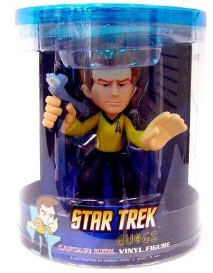 Star Trek Captain Kirk Vinyl Figure