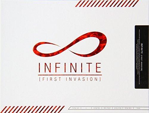 INFINITE - First Invasion (1st Mini Album) CD + Photo Booket + Extra Gift Photocards Set