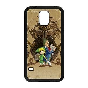 Samsung Galaxy S5 I9600 Phone Cases The Legend of Zelda Unique Phone Case BBTR3165069