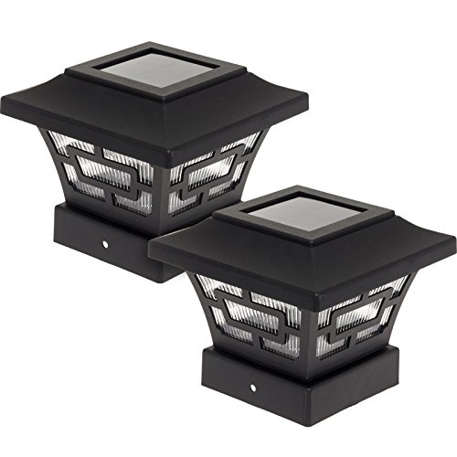 westinghouse-hilltop-20-lumens-solar-fence-post-cap-lights-black-2-pack