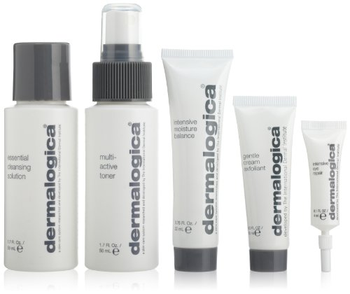Dermalogica Dry Skin 5 Piece Therapy Treatment (Dry Skin Care Kit)