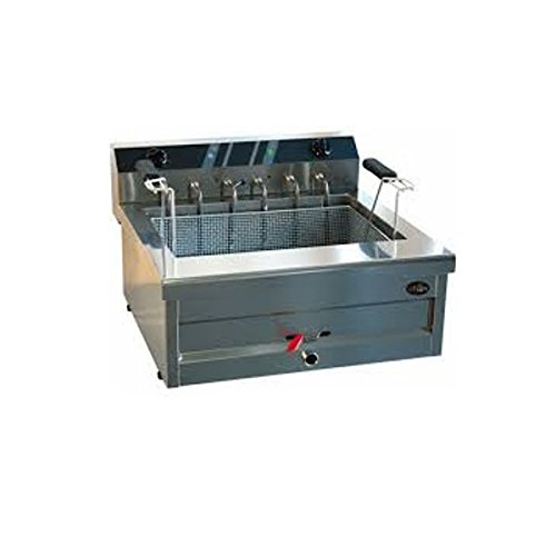 Freidora eléctrica para pastelería de 30 Lt: Amazon.es: Hogar