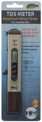 HM Digital Water Quality TDS Meter HM Digital TDS-4TM by HM Digital