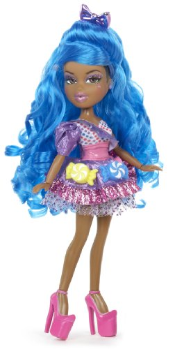 Bratz Style Starz Doll Sasha Import It All