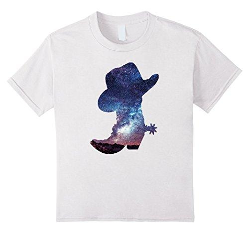 Kids Women's Western Wear T Shirt Gift Idea Cowgirl 6 - T-shirt Cowgirl Girls