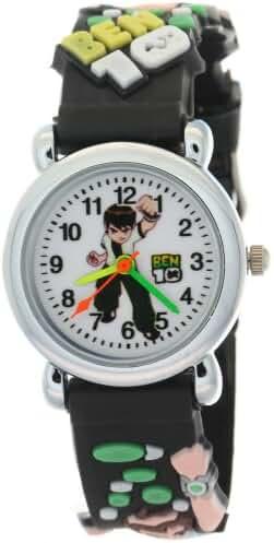 Timernall Original Ben10 Water Resistant Black Fun Watches