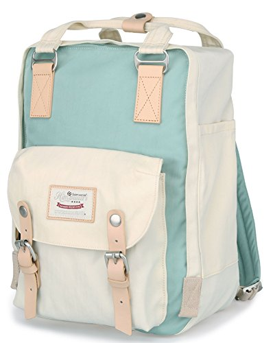 "Himawari Backpack/Waterproof Backpack 14.9"" College Vintage Travel Bag for Women,13inch Laptop for Student (HM-36#)"