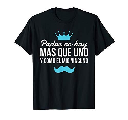 Regalo para Papa y Abuelo | Camiseta para el Dia del Padre (La Esposa De Mi Hermano Es Mi)