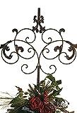 Spencerian Wreath Hanger