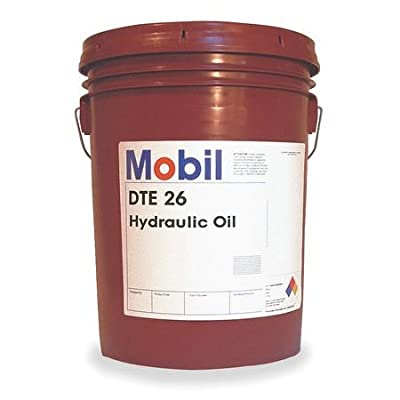 Mobil DTE 26, Hydraulic, ISO 68, 5 gal.