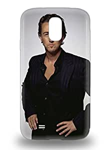 Scratch Free Phone 3D PC Case For Galaxy S4 Retail Packaging Edward Norton The United States Male Primal Fear ( Custom Picture iPhone 6, iPhone 6 PLUS, iPhone 5, iPhone 5S, iPhone 5C, iPhone 4, iPhone 4S,Galaxy S6,Galaxy S5,Galaxy S4,Galaxy S3,Note 3,iPad Mini-Mini 2,iPad Air )