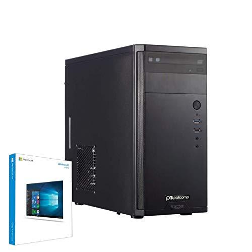 PALICOMP Gaming PC INTEL Coffee Lake Core i7 8700 3.2Ghz – 4.6Ghz Turbo 6 Core – 16GB DDR4 2133Mhz RAM – 240GB SSD – 1TB…