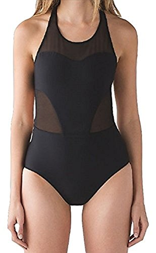 Lululemon Race with Me One Piece Swimsuit (6, ()