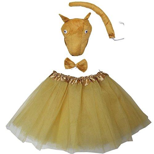Kirei Sui Horse 3D Costume Tutu Set ()
