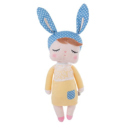 Me Too Sweet Cartoon Animal Design Stuffed Babies Plush Toy Doll for Kids Birthday 13 Inches