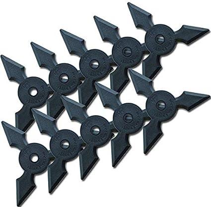 Amazon.com: Halloween Ninja goma Ninja Toy Star – sanpo ...