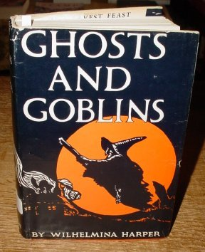 Ghosts and goblins: Stories for Halloween -