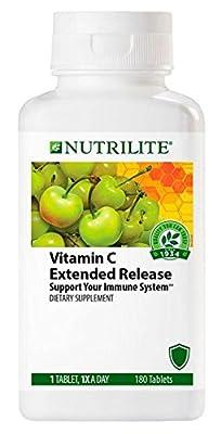 NUTRILITE Vitamin C Plus Extended Release 180 tablets