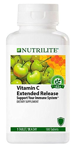 Plus 180 Tabs (NUTRILITE Vitamin C Plus Extended Release 180 tablets)