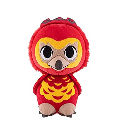 Funko Supercute Plush: Harry Potter - Fawkes: Toys & Games
