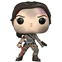 Funko - Pop Tomb Raider Lara Croft Figurine, 29007, Multicolore, Standard