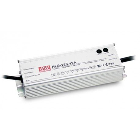 ([PowerNex] Mean Well HLG-120H-24A 24V 5A 120W Single Output Switching LED Power Supply with PFC )