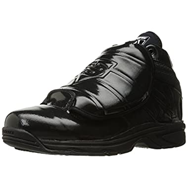 New Balance Men's MUL460K3 Umpire Baseball Shoe, Black/Black, ...