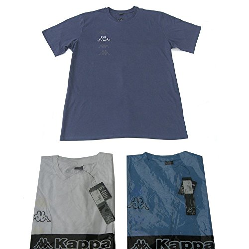 Kappa T-Shirt Acalmo 30154V0-001 Größe XXL Weiss