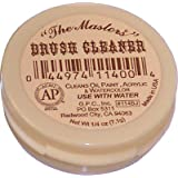 Masters International Masters Travel Size Brush Cleaner .25 Oz