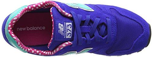 New Balance Femme Wl373 Baskets Sportives Bleu Blue Lifestyle 1Zr1qdzWw
