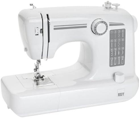Clatronic NM 600 - Máquina de Coser (Eléctrico, 85 W, 230 V, Color Blanco): Europa-Style: Amazon.es: Hogar