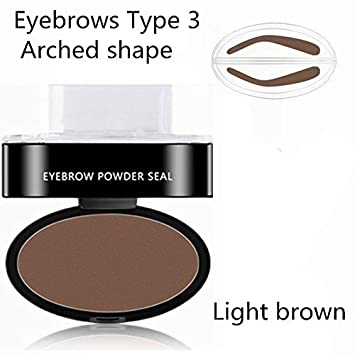 Beauty Essentials Lazy Quick Eyebrow Stamp Seal Tint Waterproof Long Lasting Eyes Brow Shadows Set Natural Shape Punch For Eyebrows Powder Palette Back To Search Resultsbeauty & Health