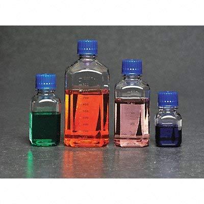 Bottle 125mL Plastic Narrow PK6