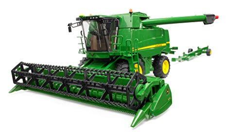 Bruder John Deere T670i Combine Harvester, used for sale  Delivered anywhere in USA