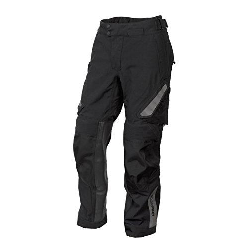 ScorpionExo XDR Yukon Men's Textile Adventure Touring Motorcycle Pants (Black, XX-Large)