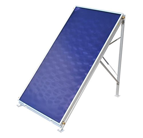 Northern Lights Group SunRain Solar Flat Plate Collector- SRCC Solar Water Heater
