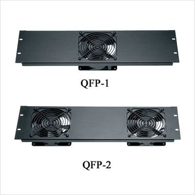 Quiet Fan Panel Thermal Management Number of Fans Installed: 2 Fans, Color/Finish: Black Texturized ()