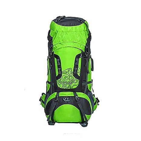 Multicolor opcional- Bolsas profesionales de alpinismo Mochila deportiva al aire libre Mochila multifuncional Bolsa de