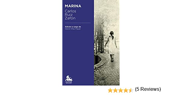 Marina eBook: Ruiz Zafón, Carlos: Amazon.es: Tienda Kindle
