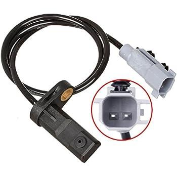 2x Rear ABS Speed Sensor ALS1401 For 05-10 Jeep Grand Cherokee 3.7L 4.7L 5.7L