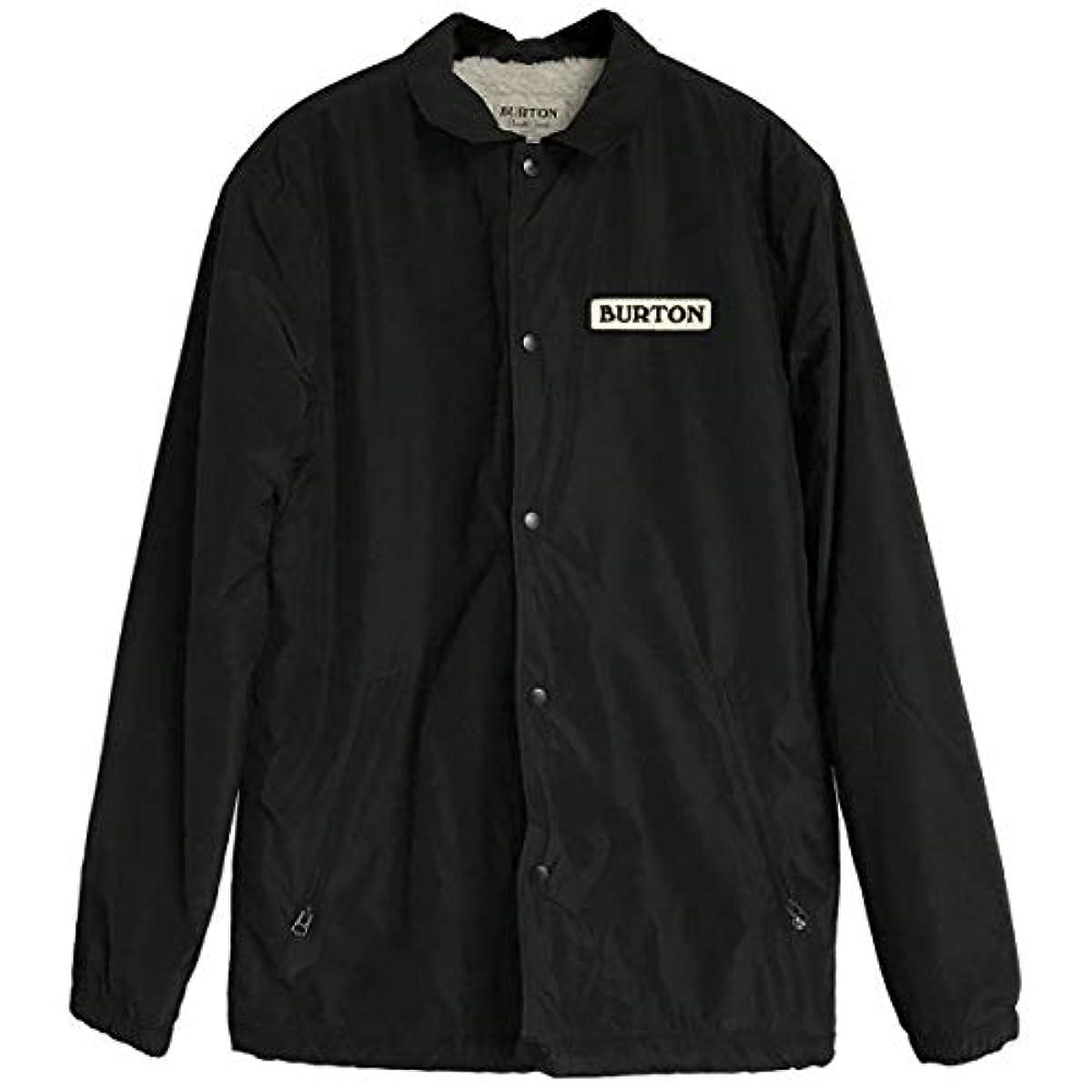 [해외] BURTON(버튼) COACHES JACKET 20730100001 TRUE BLACK XS