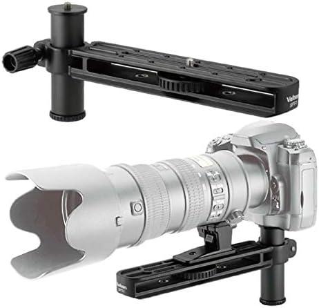 Velbon SPT-1 Tripod Lens Supporter Black,