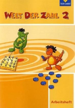 Welt der Zahl - Ausgabe 2010 für Hessen, Rheinland-Pfalz und Saarland: Arbeitsheft 2