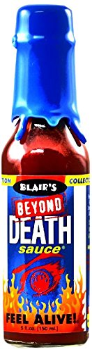 Blair's Collector's Edition Beyond Death Hot Sauce with Wax Seal - 5 oz