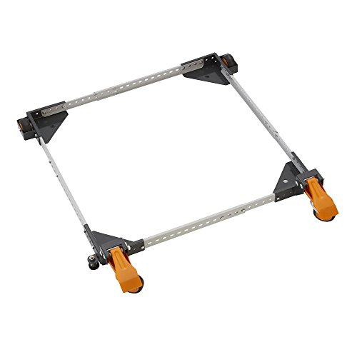 (Heavy Duty Universal Mobile Base BORA Portamate PM-2500. A Tough, Fully Adjustable Mobile Base for Mobilizing Large Tools, Machines and other Applications)