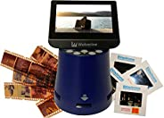 "Wolverine Titan 8-in-1 High Resolution Film to Digital Converter with 4.3"" Screen and HDMI Output ("