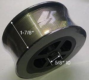 "WeldingCity ER309L Stainless Steel MIG Welding Wire 2-Lb Spool 0.030"" (0.8mm) by WeldingCity.com"