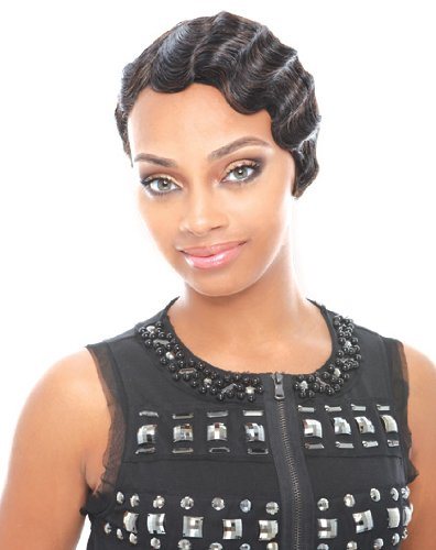 Human Hair Mommy 2 in Jet Black