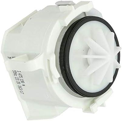 Spares2go - Bomba de drenaje para lavavajillas Bosch: Amazon.es: Hogar